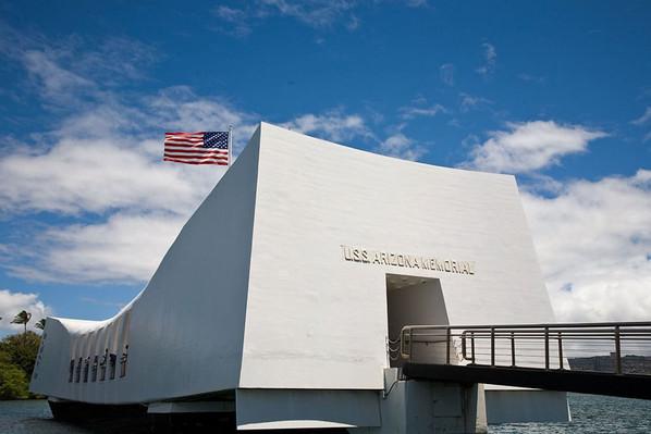 Pearl Harbour Tour