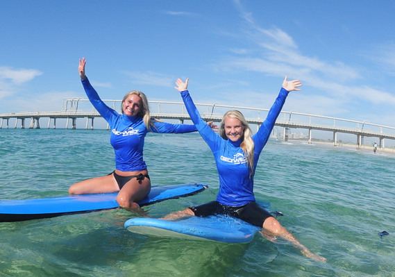 gold coast best surfing lessons