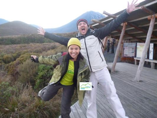 Tongariro Alpine Crossing Shuttle
