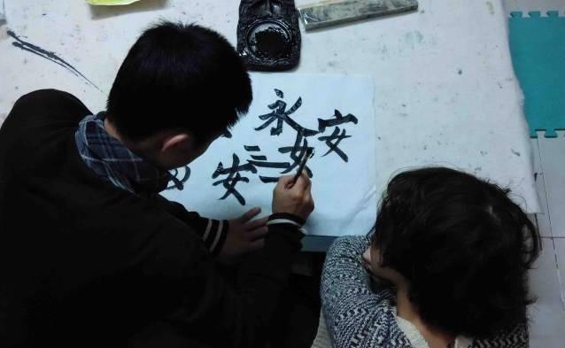 hanoi calligraphy class tours