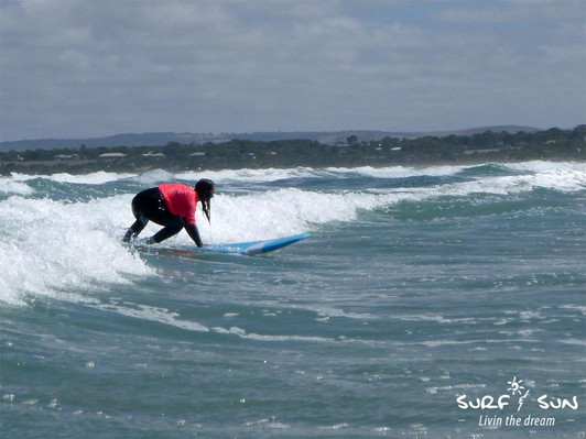 Surf Lessons in Moana Deals
