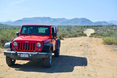 4WD Jeep Tour Of Todos Santos