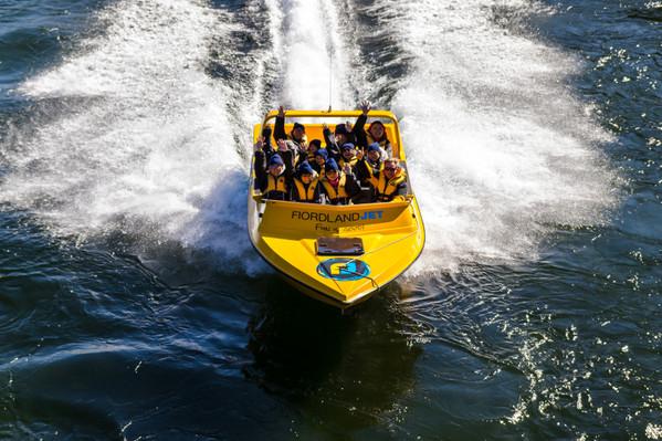 Te Anau jet boat reviews