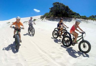 Kangaroo Island Electric Fat Bike Tour