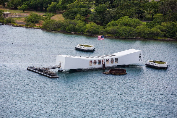 USS Arizona Memorial deal