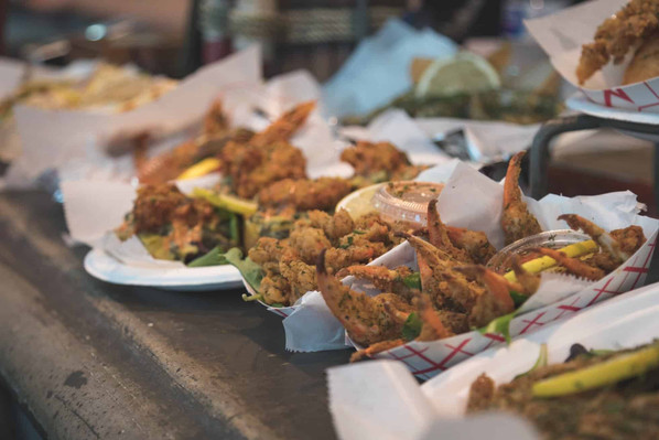 tour of new orleans food