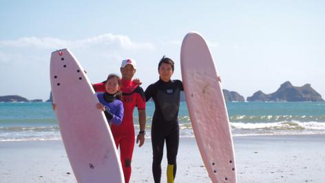 Tanegashima Island Surf School, Plus Accomodation