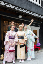 Dress in a Kimono and Have a Photoshoot