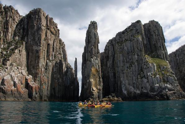 Tasman Peninsula Kayak Adventure
