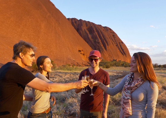 Uluru Segway Sunset Tour Deals