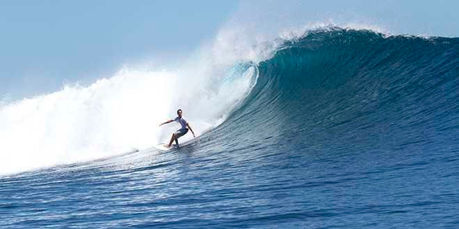 Fiji surf lesson tours