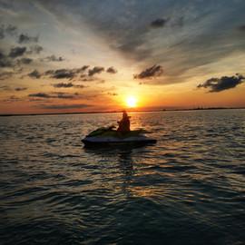 Honey Rider Sunrise Jet Ski Tour