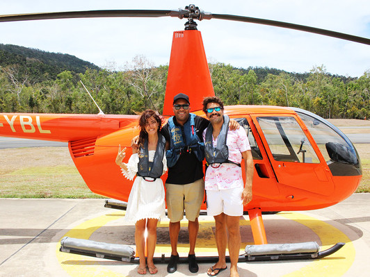 Airlie Beach helicopter tour coupon code
