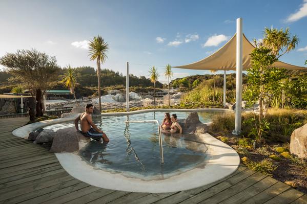 cheap geothermal spa