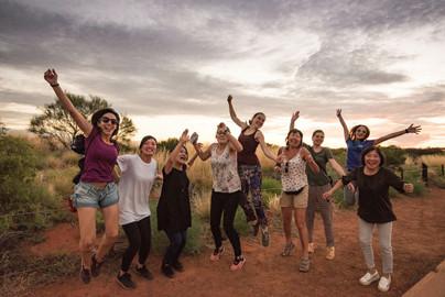 3 Day Uluru Adventure Start Yulara, End Alice Springs