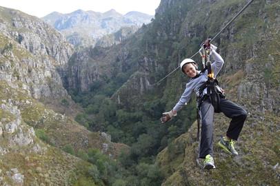 Zipline Canopy Tour In Cape Town