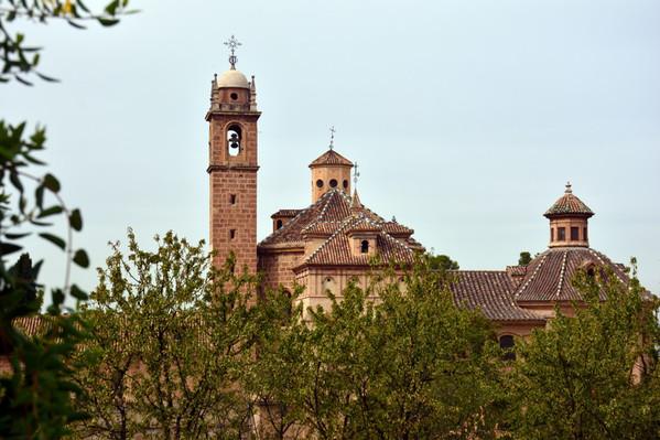 Monastery de la Cartuja Tour