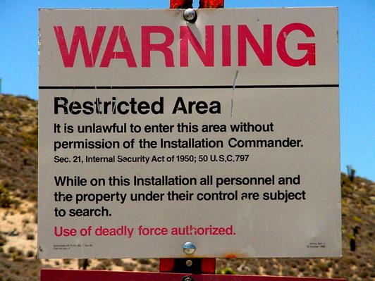 Visit Area 51 from Las Vegas