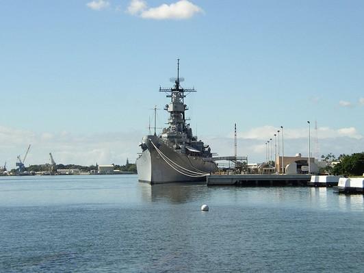 USS Missouri Battleship Tour Deals