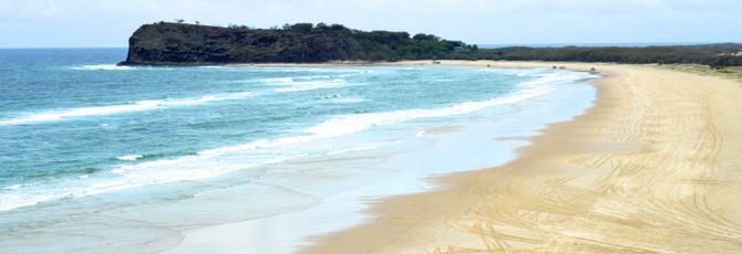 queensland multiday beach tour