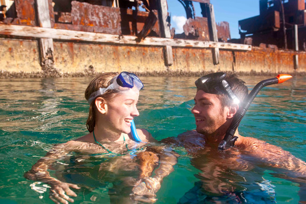 snorkel tangalooma two day tour