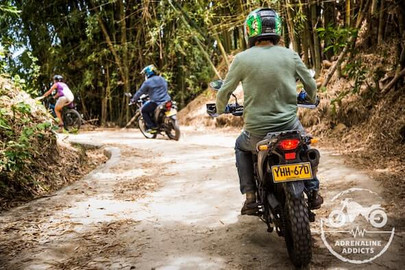 2-Day Colombian Motorcycle Tour of Minca