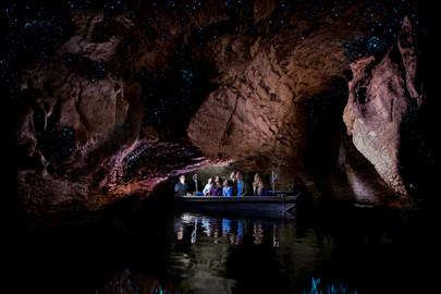 Te Anau Glowworm Caves