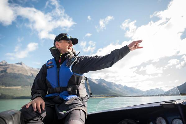 New Zealand jet boat voucher