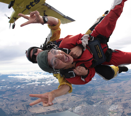 Skydive New Zealand reviews