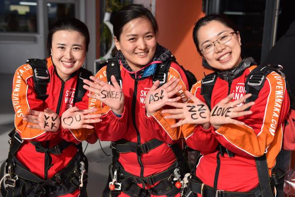 skydiving wanaka new zealand