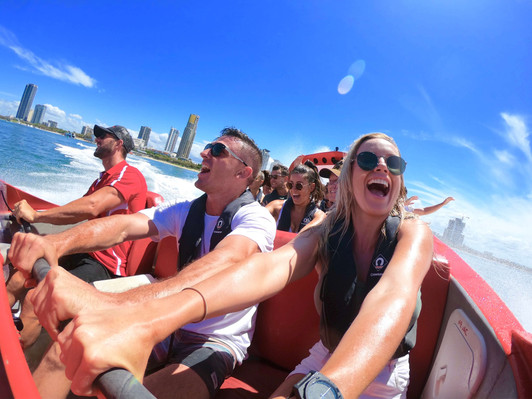 jet boat and helicopter Combo Gold Coast Discounts