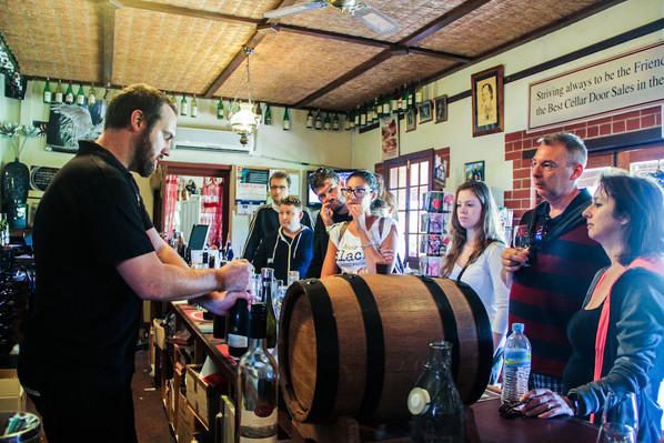 Barossa Valley Wine tour culinair