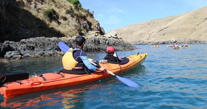 4WD Sea Kayaking Tour