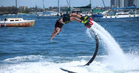 Gold Coast Fly Board Extreme