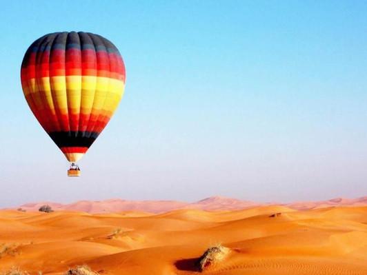 Dubai Hot Air Balloon Flight Prices