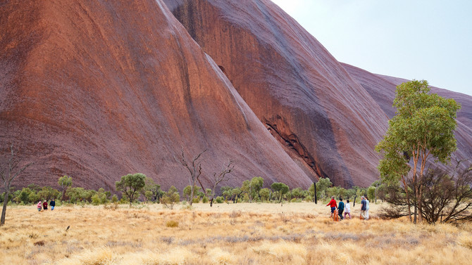 Uluru Sightseeing Pass