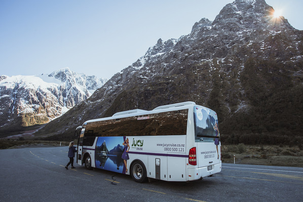 Milford Sound Cruise reviews