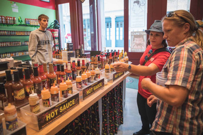 Food Tour of New Orleans' French Quarter