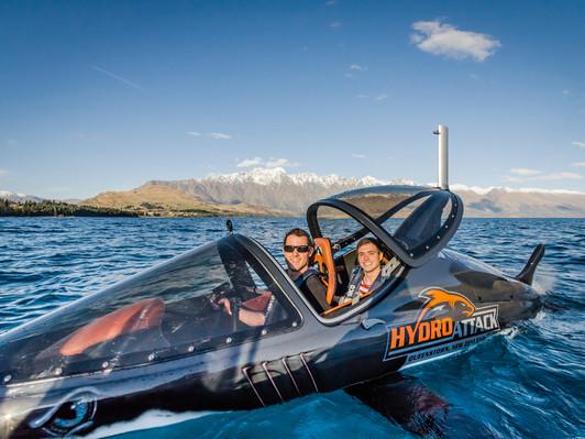 Queenstown hydro ride deals