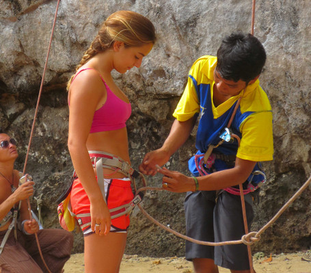 Climbing and caving in Thailand discount