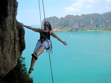 Rock Climbing in Krabi: Half Day Tour