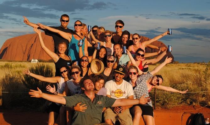 Alice Springs to Uluru tour deals