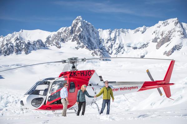 cheap fox glacier mount cook scenic flight