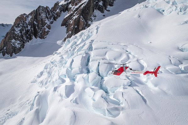 Fox Glacier scenic flight