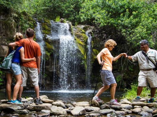 Hawaiian Waterfalls Adventure