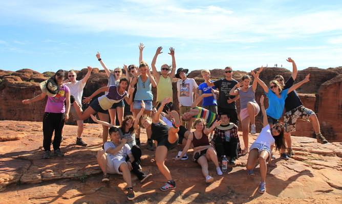 Alice Springs to Uluru Tour (Ayers Rock): 3 Days 2 Nights