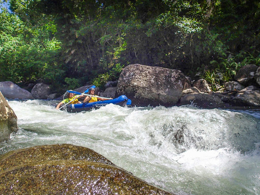 Tully River White Water Rafting - Mission Beach Deal