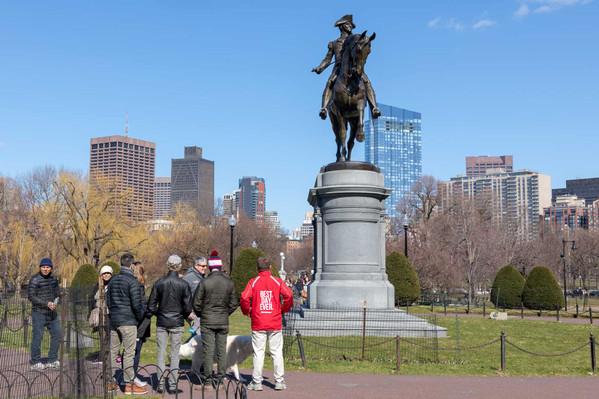 Boston History and Walking Tour