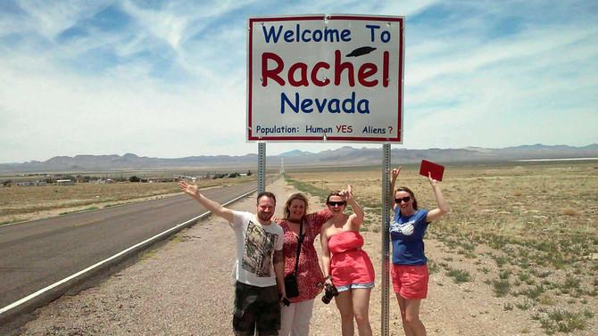 "Area 51 ""Top Secret"" Tour From Las Vegas"