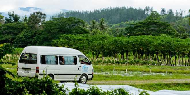 Fiji coastal tour deals